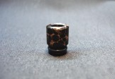 Short Flea Stone-Black Copper Matrix